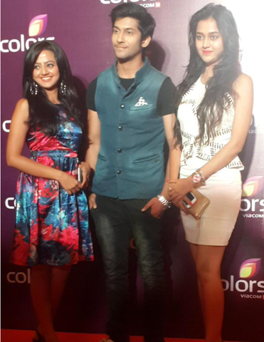 Swaragini: Helly and Tejaswi learn dance from Namish Taneja