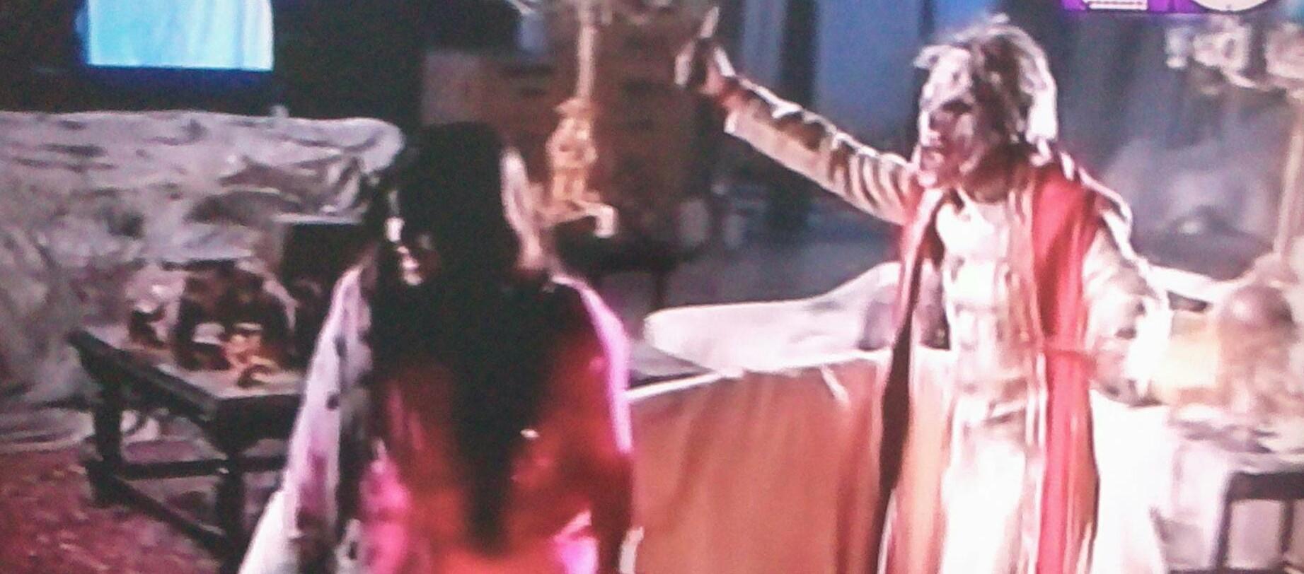 Rishi's ghost prank over Tanuja brings them closer