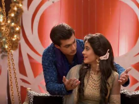 Yeh Rishta Kya Kehlata Hai latest news: Kartik takes stand for Naira's dance dream