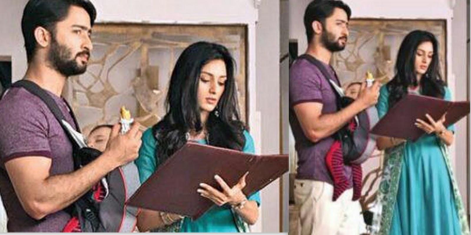 Kuch Rang Pyaar Ke Aisi Bhi: Dev Sonakshi's first look Dev's new motherly avatar