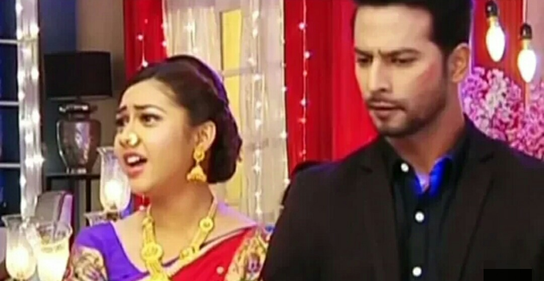 Tujhse Hai Raabta: Kalyani Malhar kiss vala romance